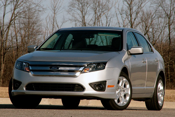 ford fusion s #4