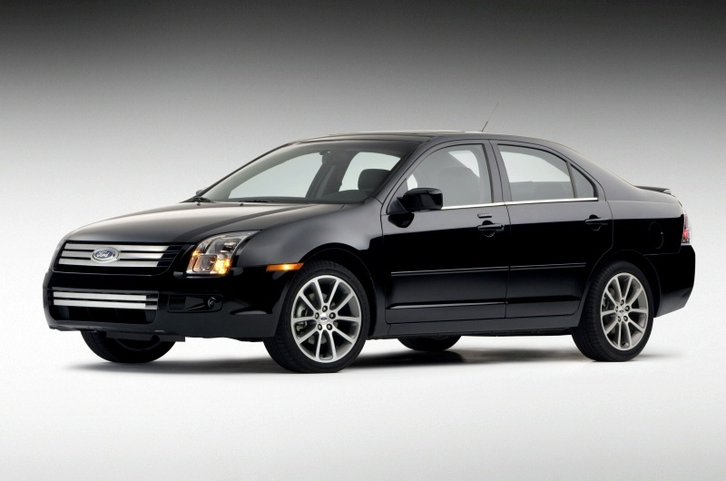 ford fusion s #5