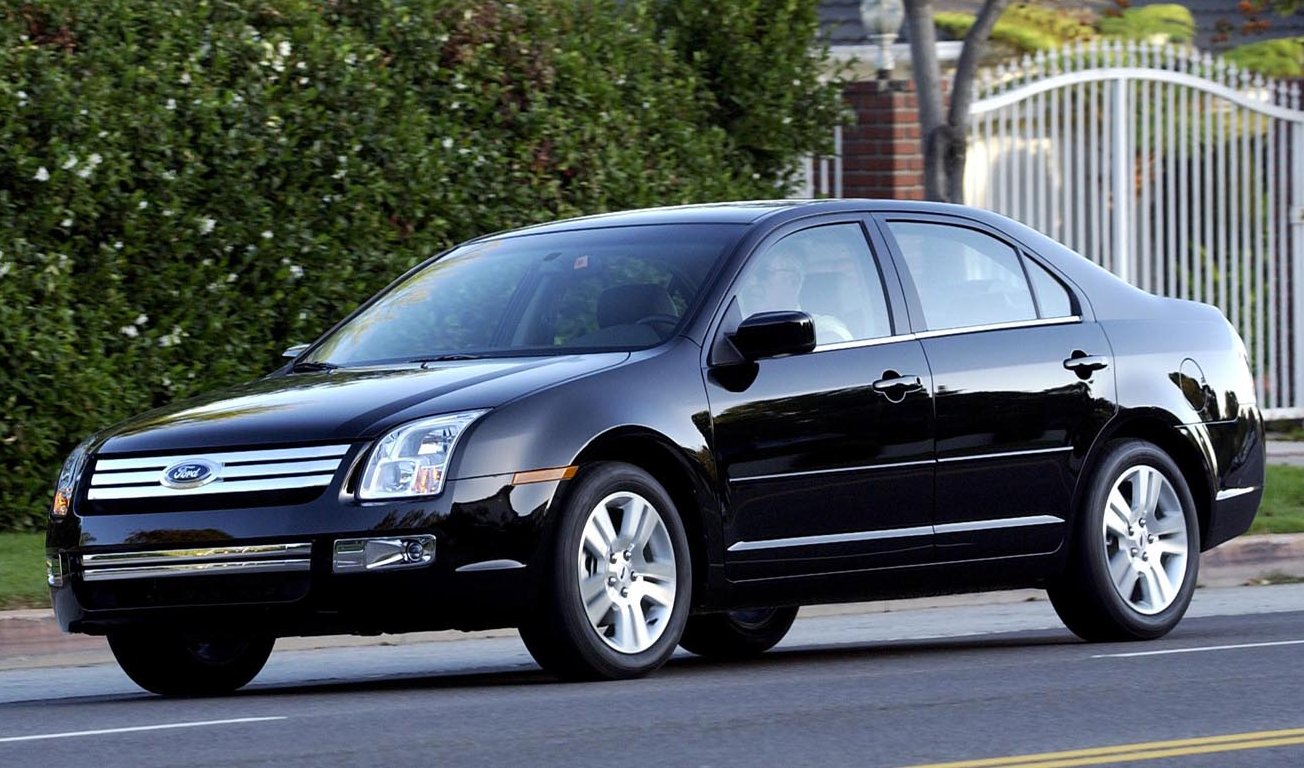 ford fusion s #6