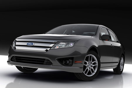 ford fusion s #7