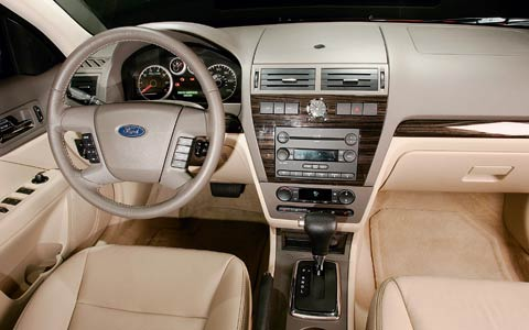 ford fusion s #8