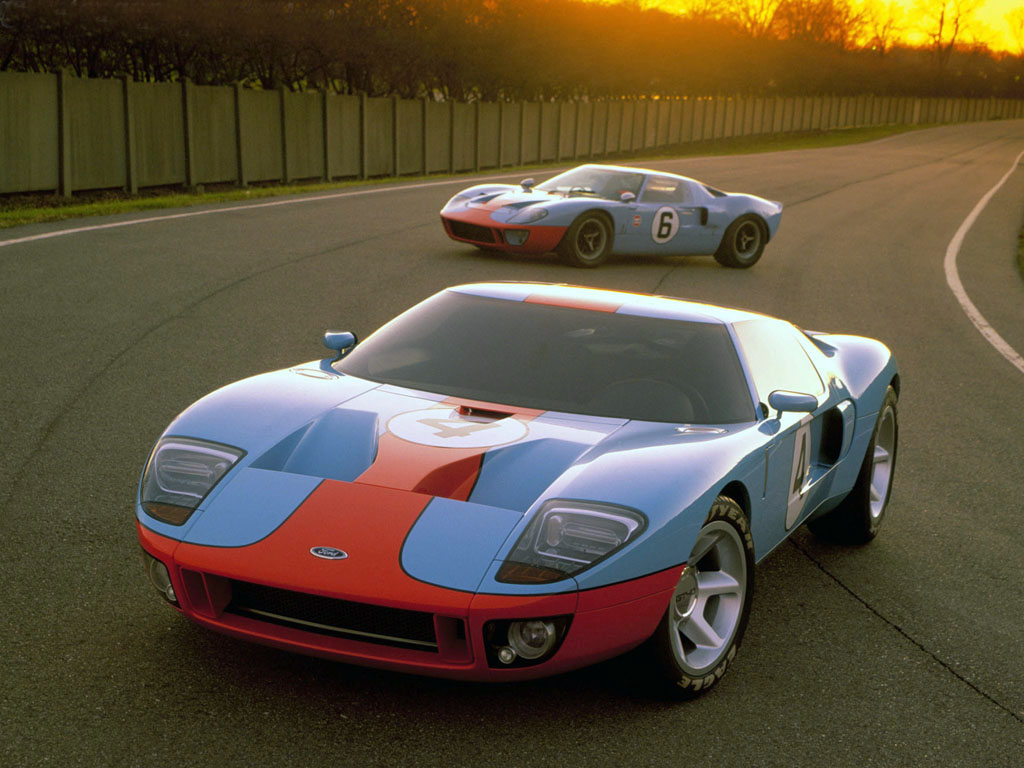 ford gt 40 #3