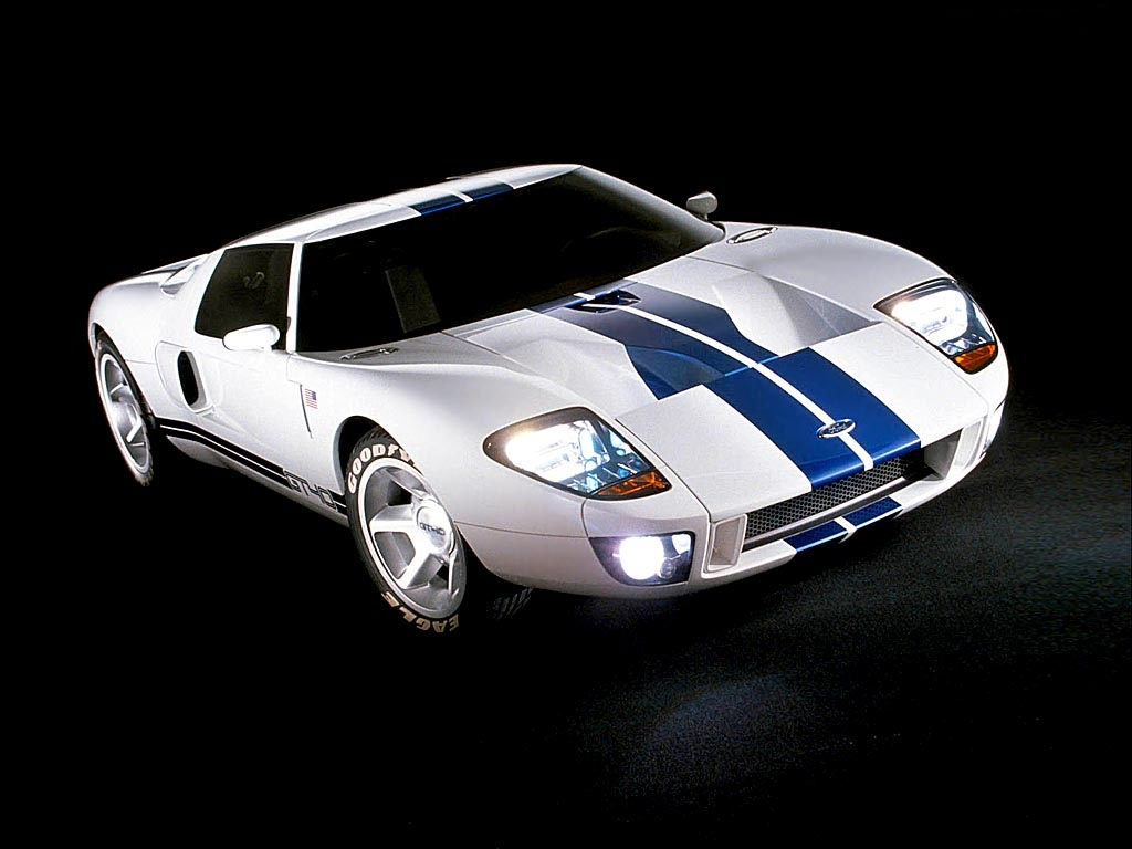 ford gt 40 concept-pic. 1
