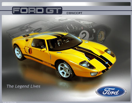 ford gt 40 concept-pic. 2
