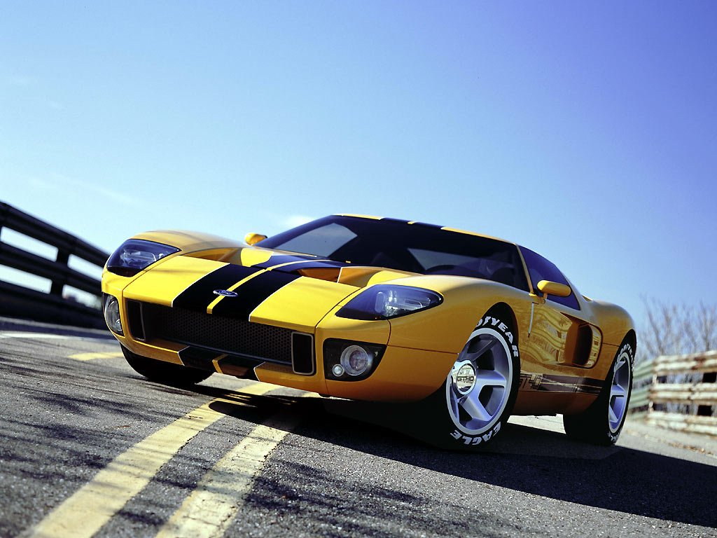 ford gt 40 concept-pic. 3