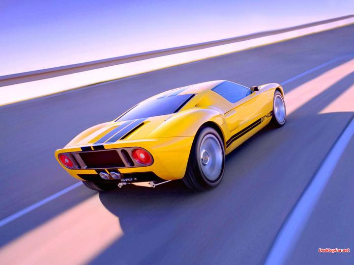 ford gt 40 concept #3