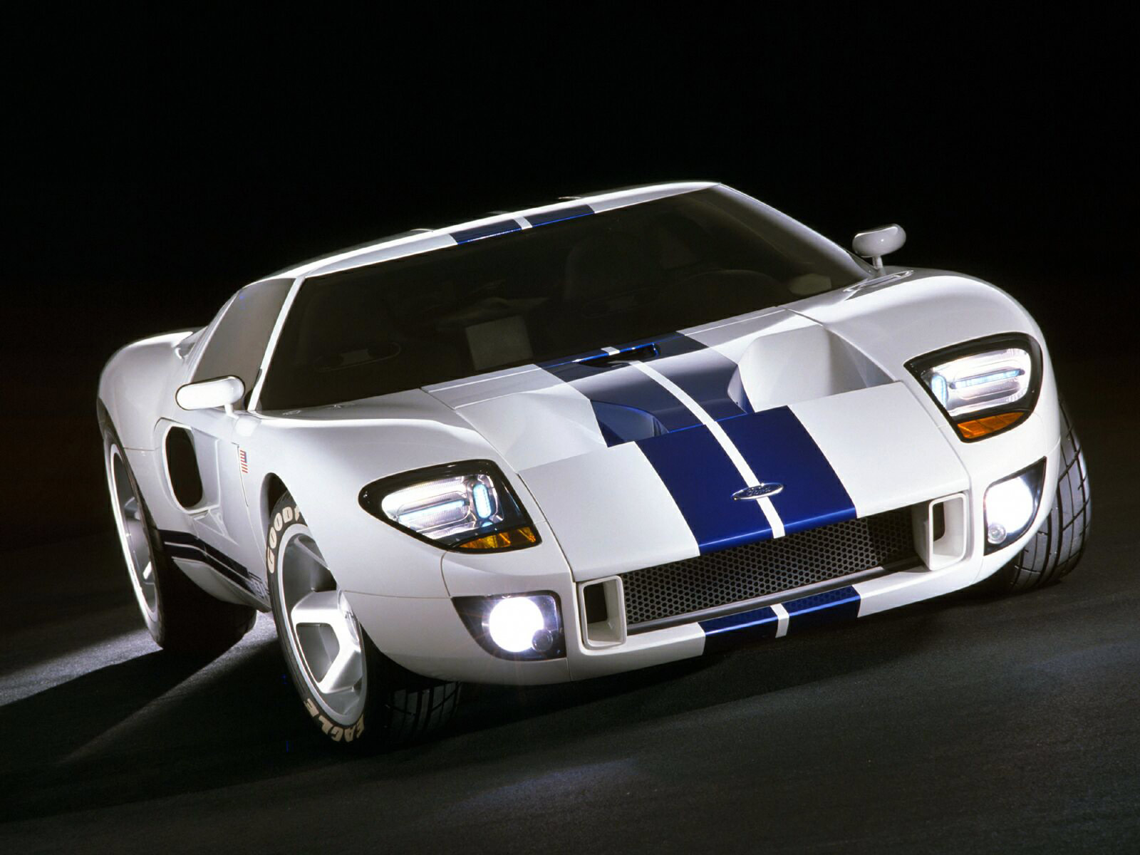ford gt 40 concept #4