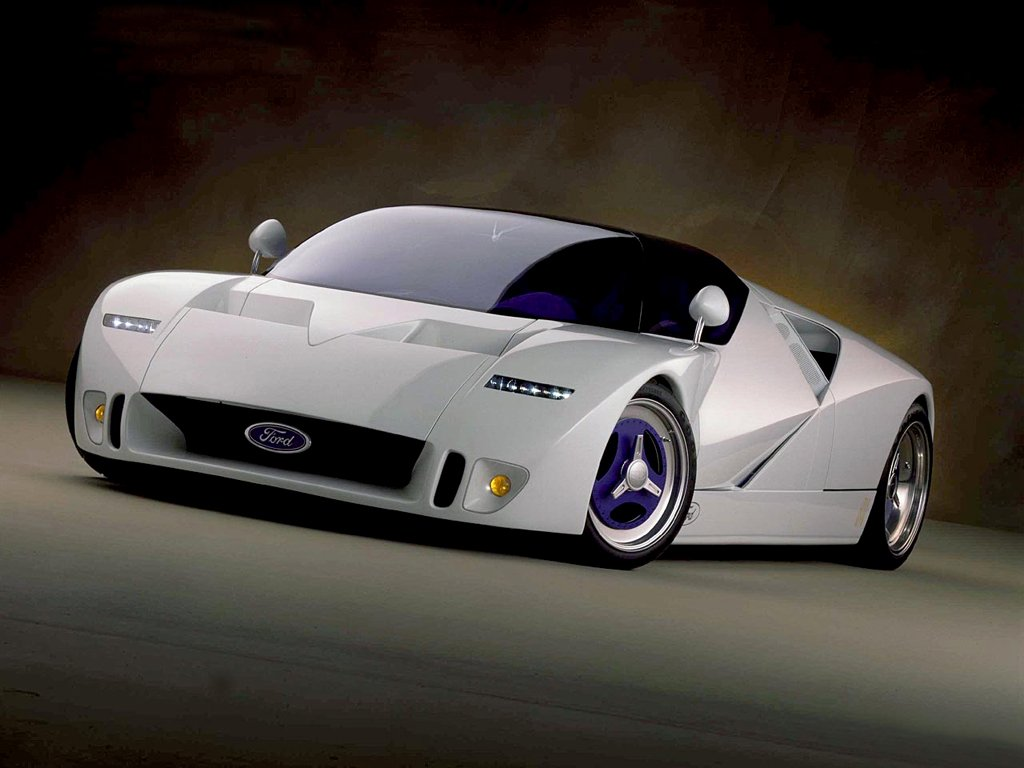 ford gt 40 concept #5