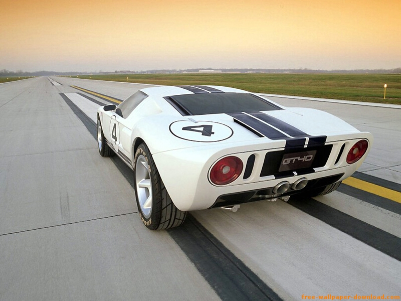 ford gt 40 concept #6