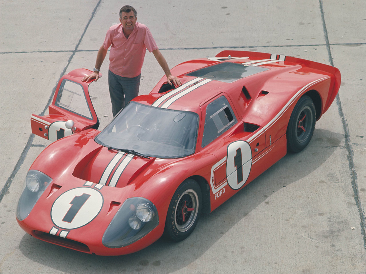 ford gt 40 mk iv-pic. 2