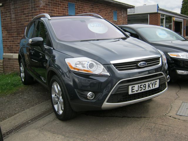 ford kuga 2 5 4x4 photos and comments. Black Bedroom Furniture Sets. Home Design Ideas