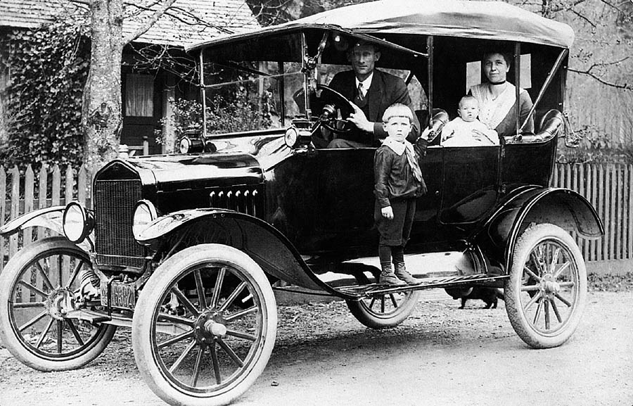 Ford Model T Touring Car Photos And Comments Www