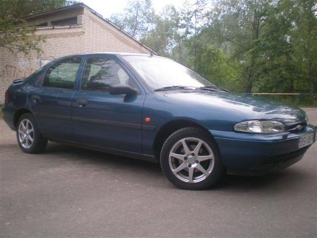 ford mondeo 1.6 16v-pic. 1