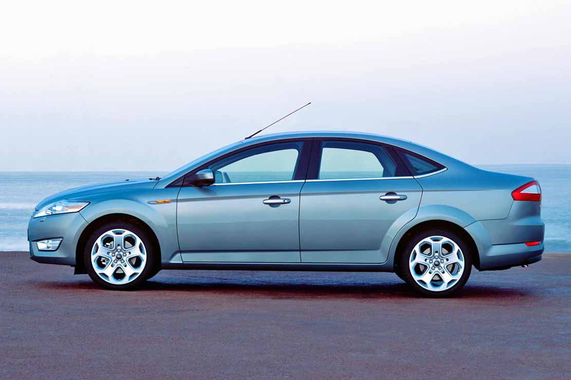 ford mondeo 1.6 ti-vct-pic. 1