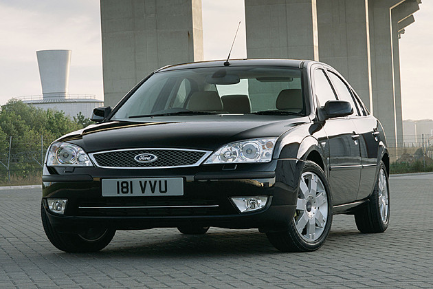 ford mondeo 1.8 ambiente-pic. 1