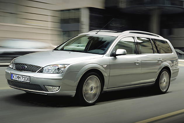 ford mondeo 1.8 turnier ambiente #4