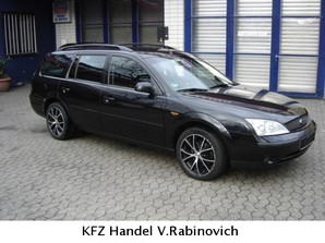 ford mondeo 1.8 turnier ambiente #6