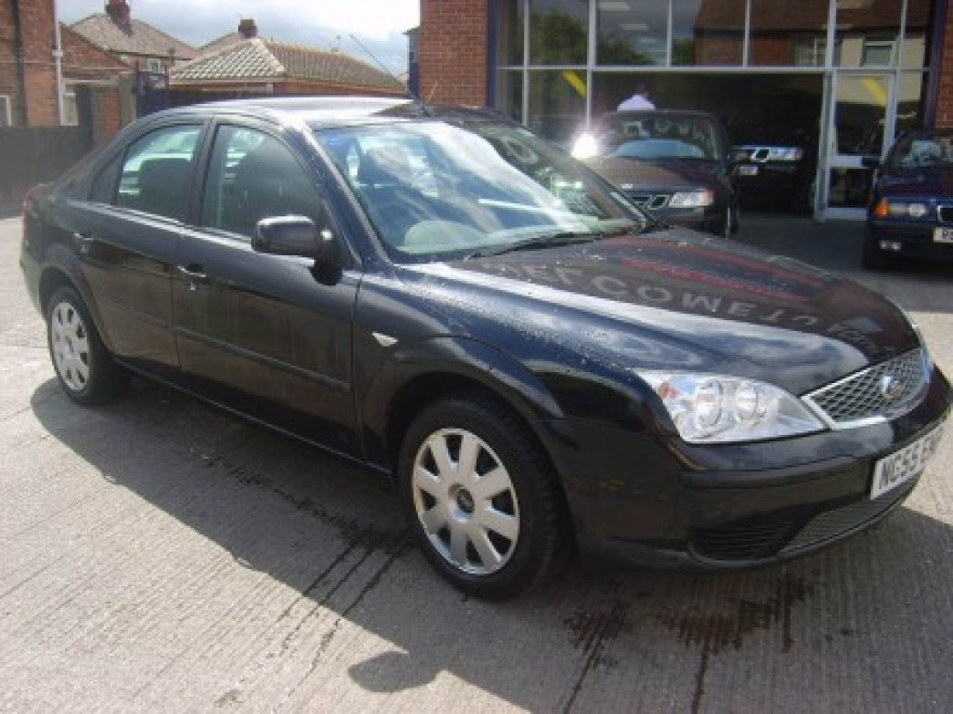 ford mondeo 2.0 #3