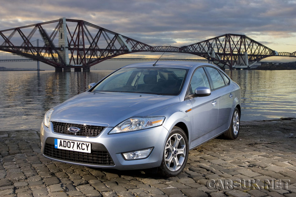 ford mondeo 2.0 #4