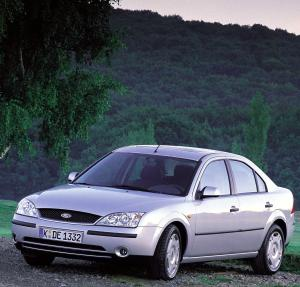ford mondeo 2.0 #6