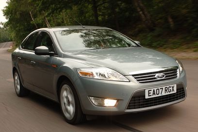 ford mondeo 2.0 tdci-pic. 1