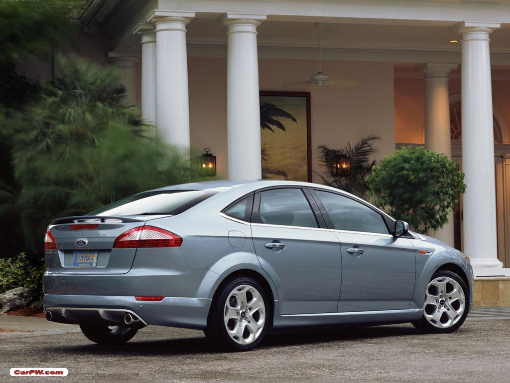 ford mondeo 2.3-pic. 3
