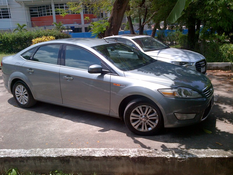 ford mondeo 2.3 duratec-pic. 3