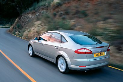 ford mondeo 2.5 t-pic. 2