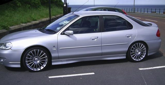 ford mondeo st 200-pic. 1