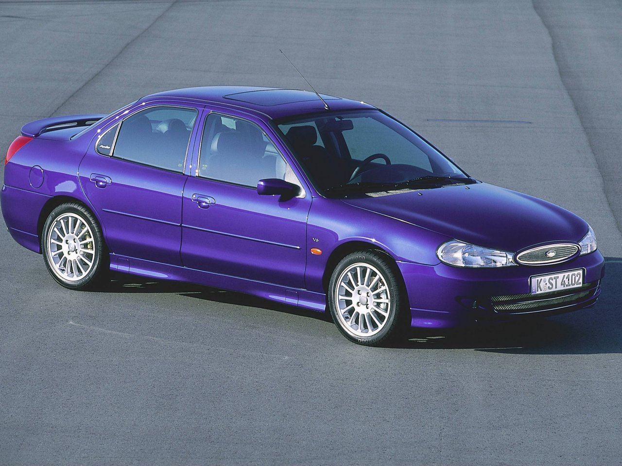 ford mondeo st 200-pic. 2