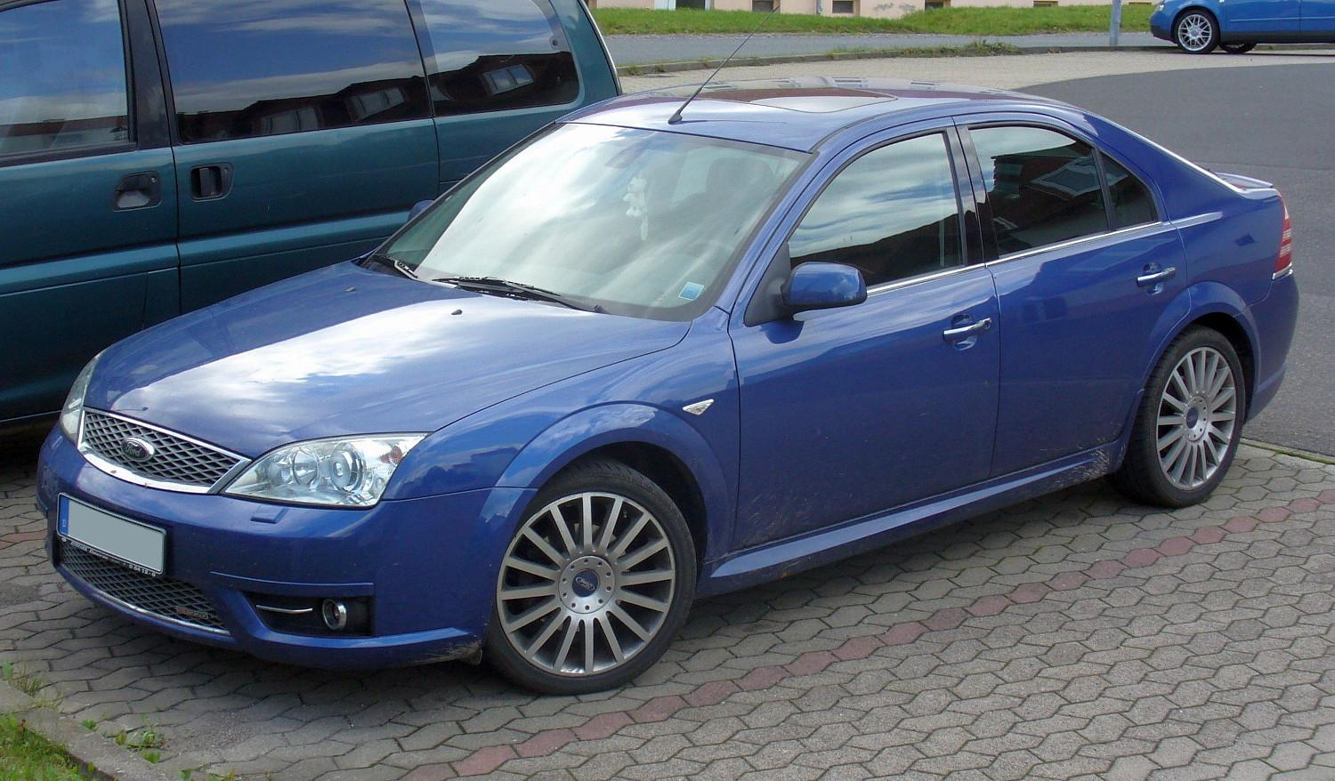 ford mondeo st 220-pic. 1
