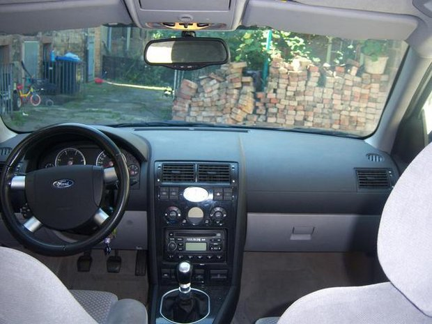 ford mondeo turnier 2.0-pic. 3