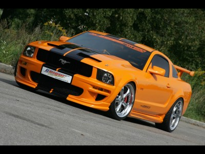ford mustang #4