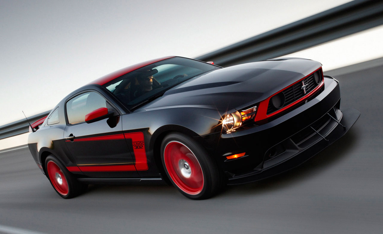 ford mustang #8