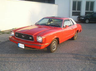 ford mustang 2.8 v6-pic. 1