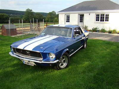 ford mustang 4.7 #2
