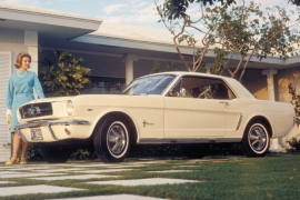ford mustang 4.7 #5