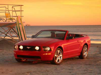 ford mustang convertible-pic. 2