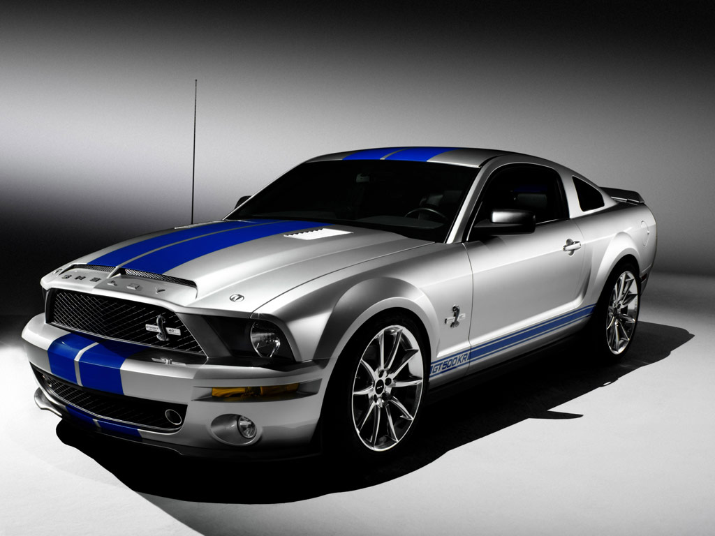 ford mustang gt 500 #1