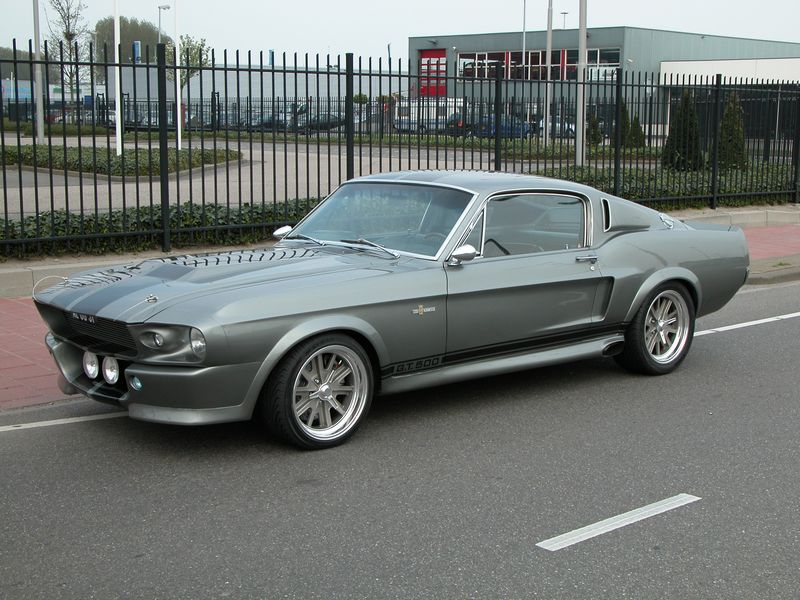 ford mustang gt 500 #3