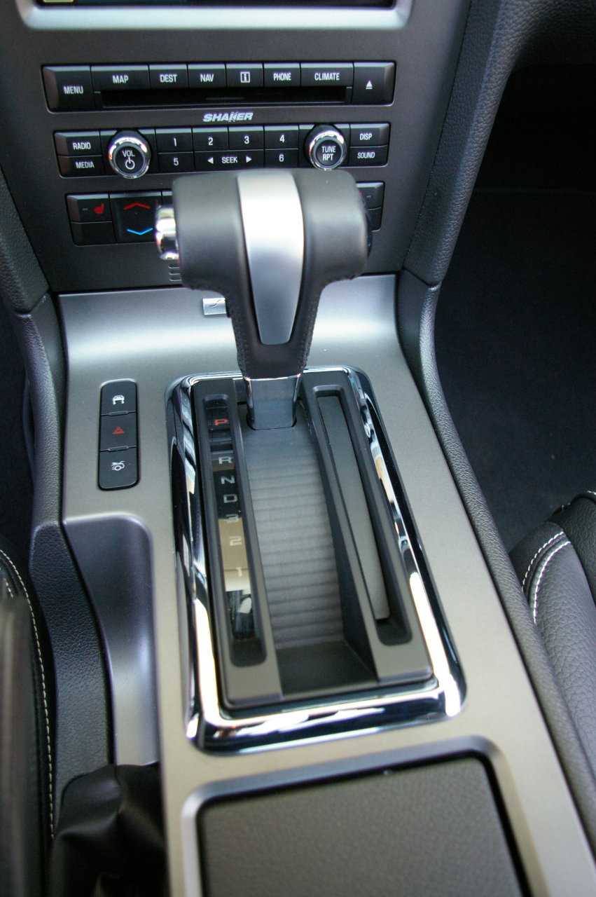 ford mustang gt automatic-pic. 1