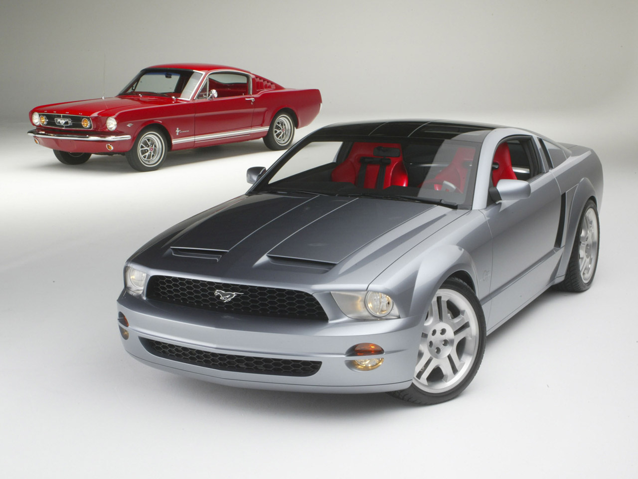 ford mustang gt concept-pic. 1