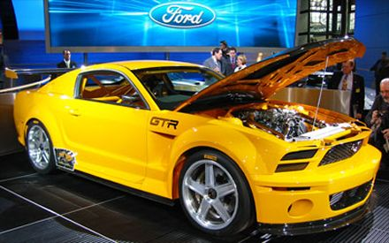 ford mustang gt-r concept-pic. 3