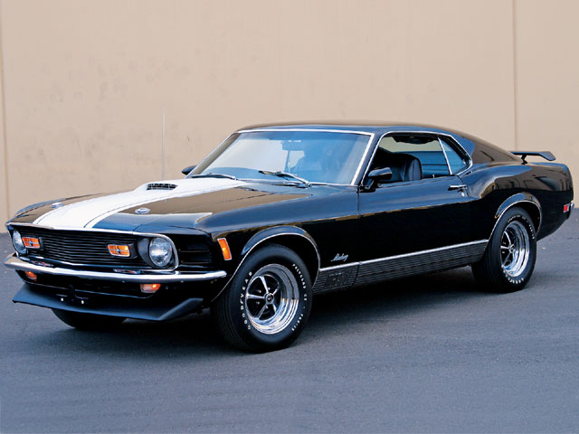 ford mustang mach 1-pic. 1
