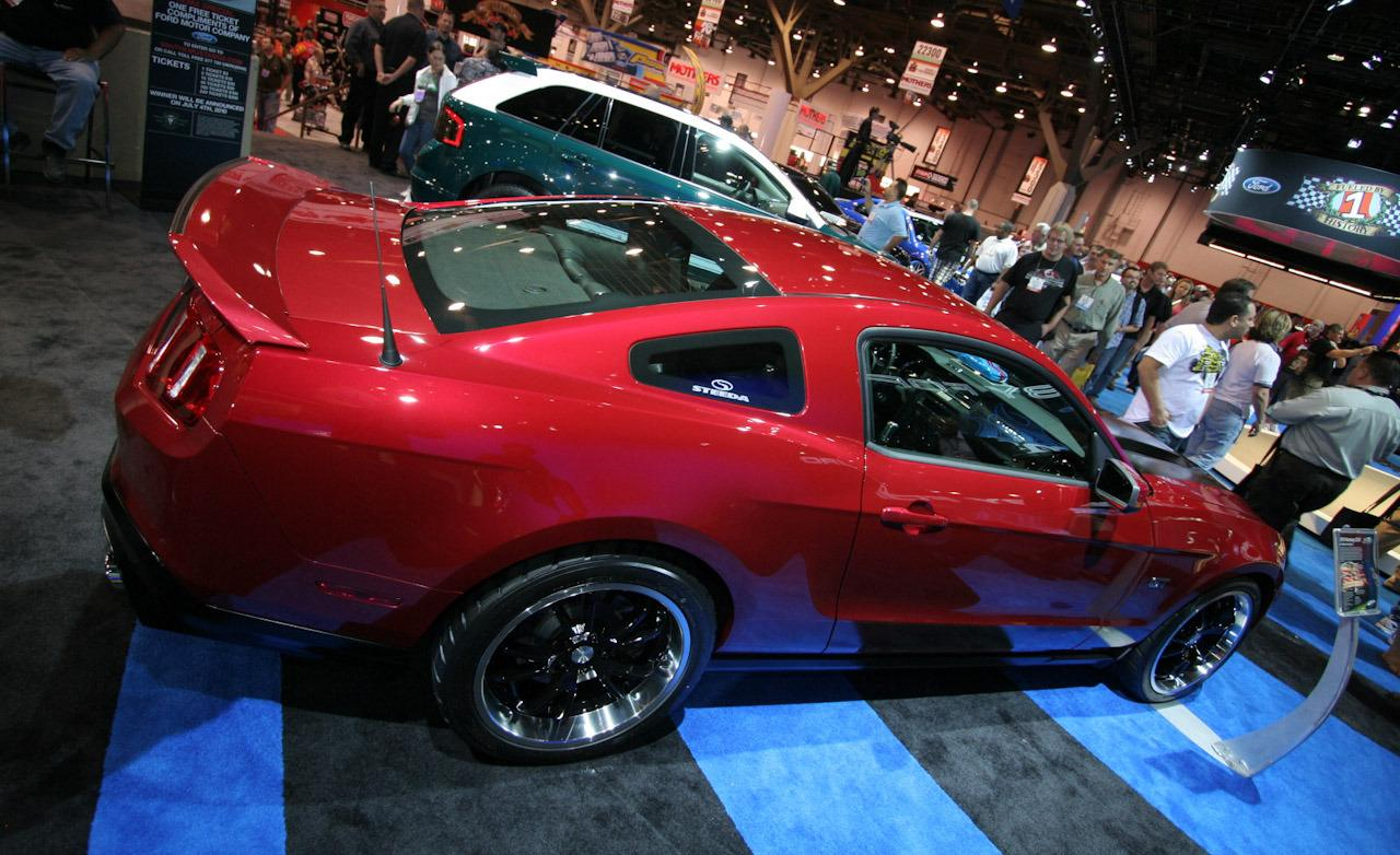 ford mustang q-pic. 1