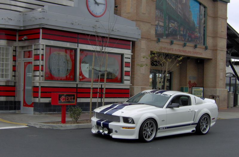 ford mustang ronaele #0
