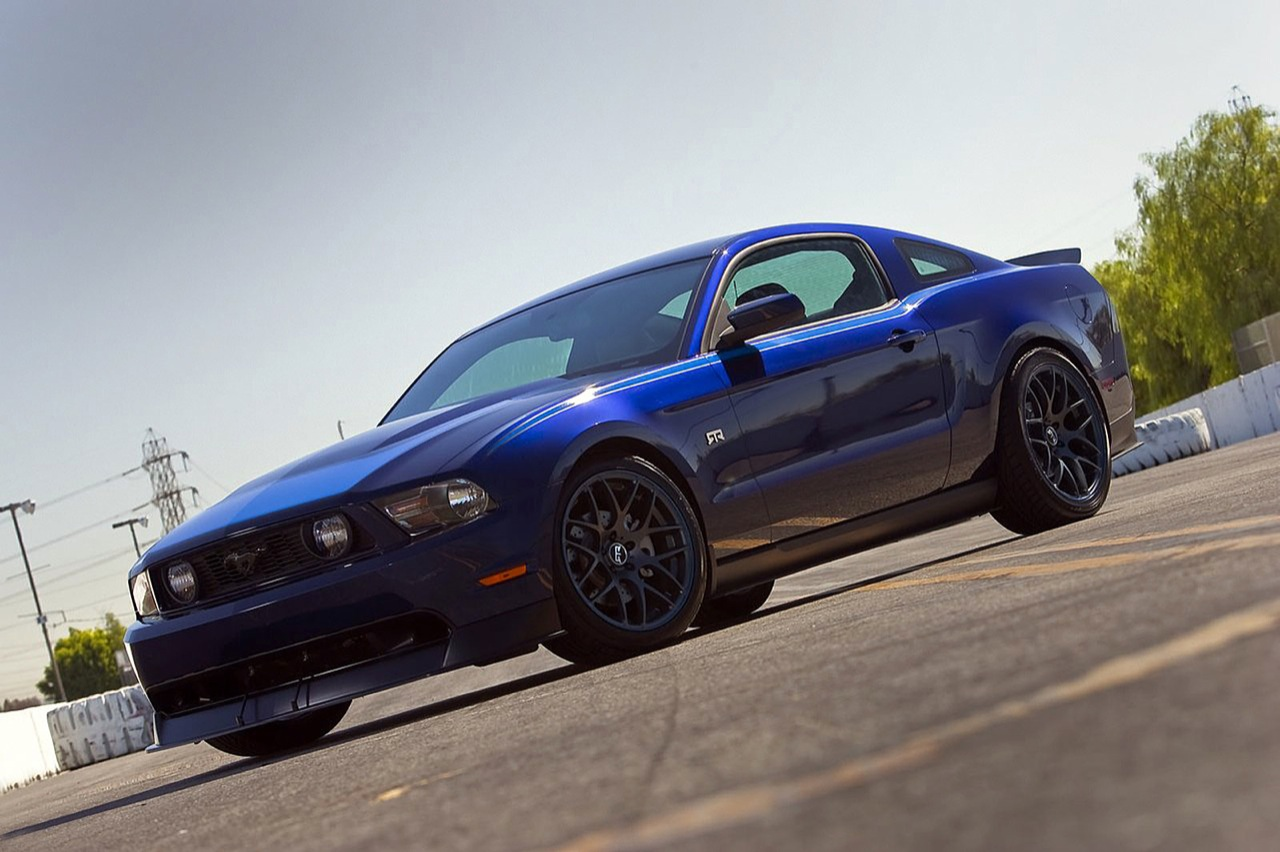 ford mustang rtr #0