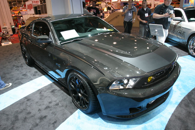 ford mustang rtr #4