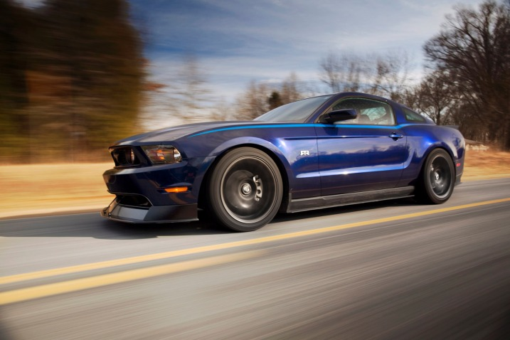 ford mustang rtr #6