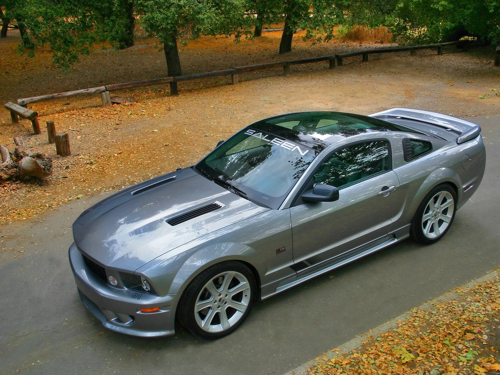 ford mustang saleen s 281-pic. 1